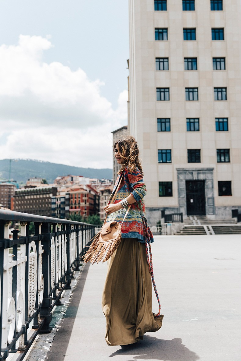 Polo_Ralph_Lauren-Bilbao-Collage_Vintage-Khaki_Maxi_Dress-Aztec_Cardigan-Wedges-Fringed_Bag-29