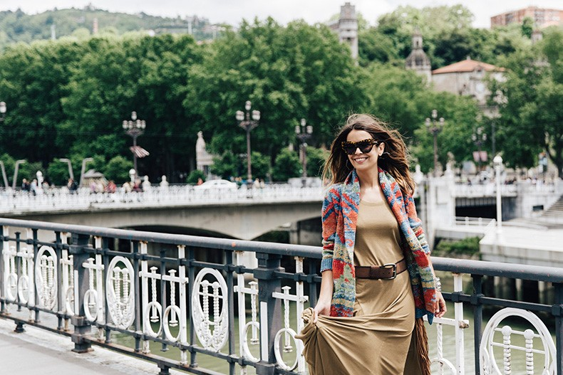 Polo_Ralph_Lauren-Bilbao-Collage_Vintage-Khaki_Maxi_Dress-Aztec_Cardigan-Wedges-Fringed_Bag-34