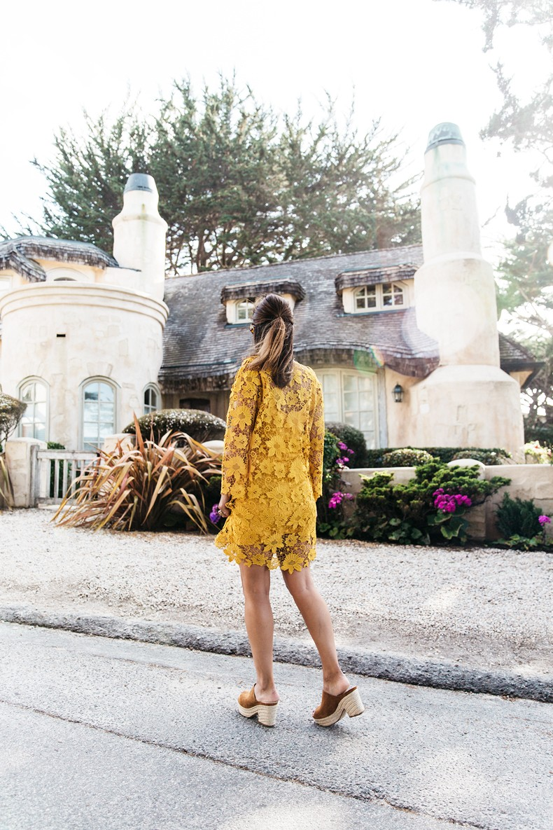 Carmel_By_The_Sea-Collage_On_The_Road-Lace_Dress-Yellow-Beach_outfit-Collage_Vintage-17