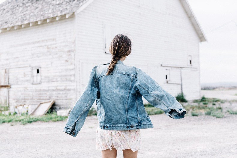 Collage_Vintage_On_The_Road-Idaho-Floral_Dress-Denim_Jacket-Urban_Outfitters-Levis-Outfit-Twin_Falls-13