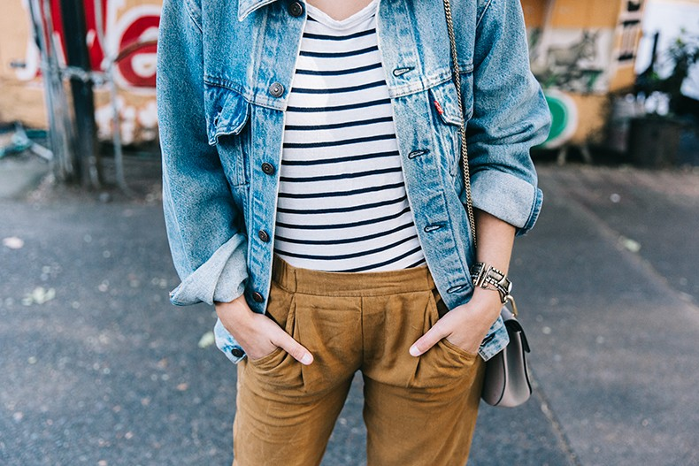 Portland-Striped_Top-ISabel_Marant_Sneakers-Denim_Jacket-Collage_on_The_Road-Street_Style-Usa_Road_Trip-