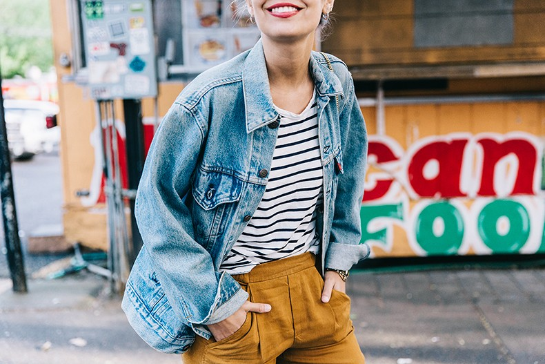 Portland-Striped_Top-ISabel_Marant_Sneakers-Denim_Jacket-Collage_on_The_Road-Street_Style-Usa_Road_Trip-24