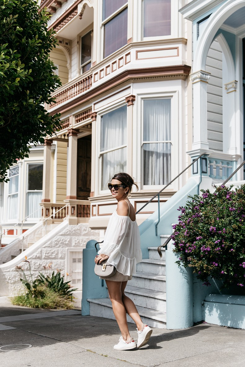 San_Francisco-Usa_Road_Trip-Collage_Vintage-Off_the_Shoulders_Top-Suede_Skirt-Outfit-55
