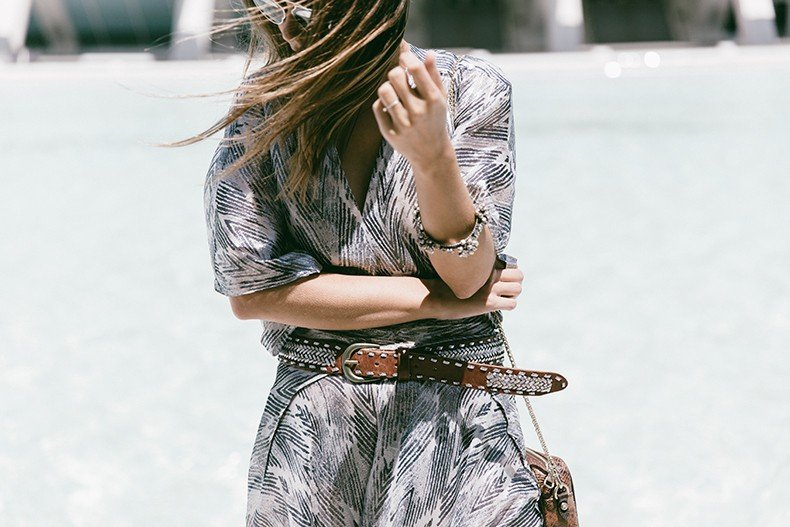 Tomorrowland-Valencia-Maje-Long_Dress-Snake_Bag-Silver_Sandals-Outfit-Street_Style-13