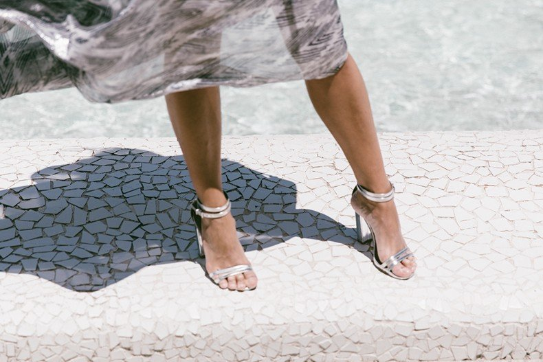 Tomorrowland-Valencia-Maje-Long_Dress-Snake_Bag-Silver_Sandals-Outfit-Street_Style-20