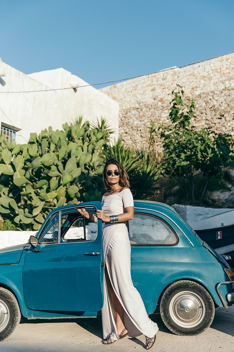 Guerlain-Terracotta-Summer_2015-Polignano_a_Mare-Fiat_600-Striped_Suite-Sabo_Skirt-Crop_Top-Summer-Ray_Ban_Sunnies-Summer-Outfit-Collage_Vintage-52