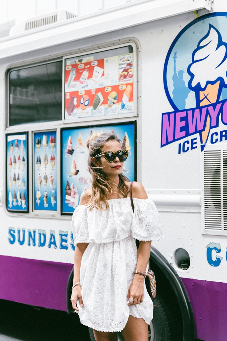 New_York-Off_The_Shoulders-Lace_Dress-Chicwish-Outfit-Wavy_Hair-Outfit-Street_Style-White_Dress-Collage_VIntage-18