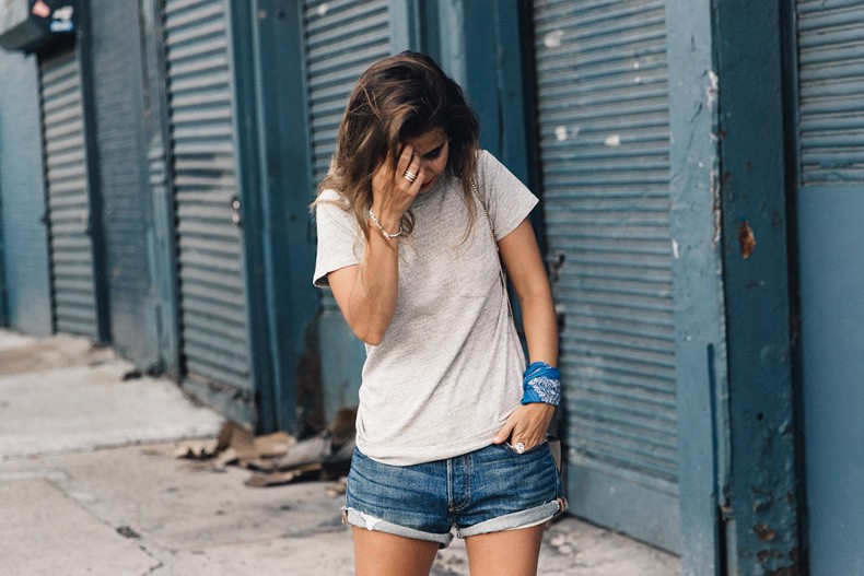 Ladies_In_Levis-Shorts-Meatpacking-Party-New_York-Collage_Vintage-Outfit-14