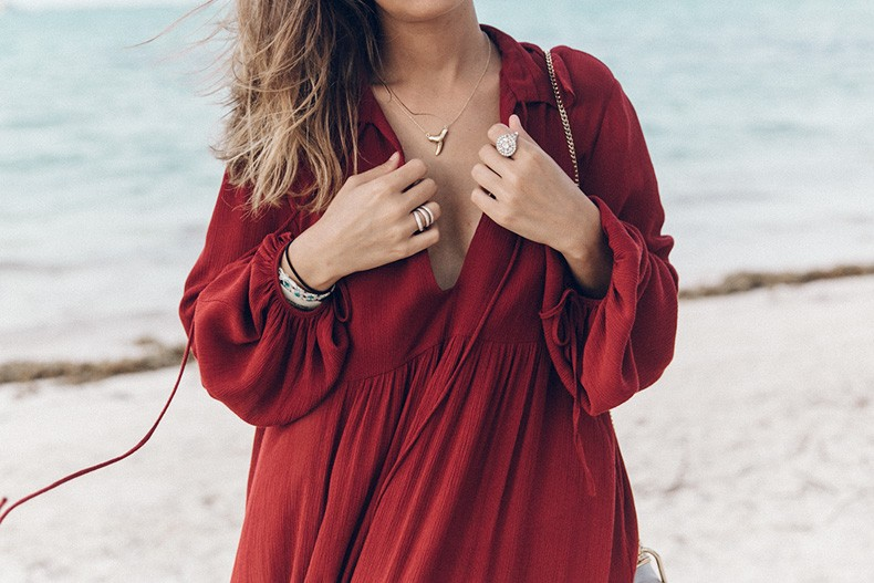 Maxi_Dress-Red-Summer-Long_Dress-Outfit-Punta_Cana-Bavaro_Beach-Outfit-Collage_On_The_Road-2