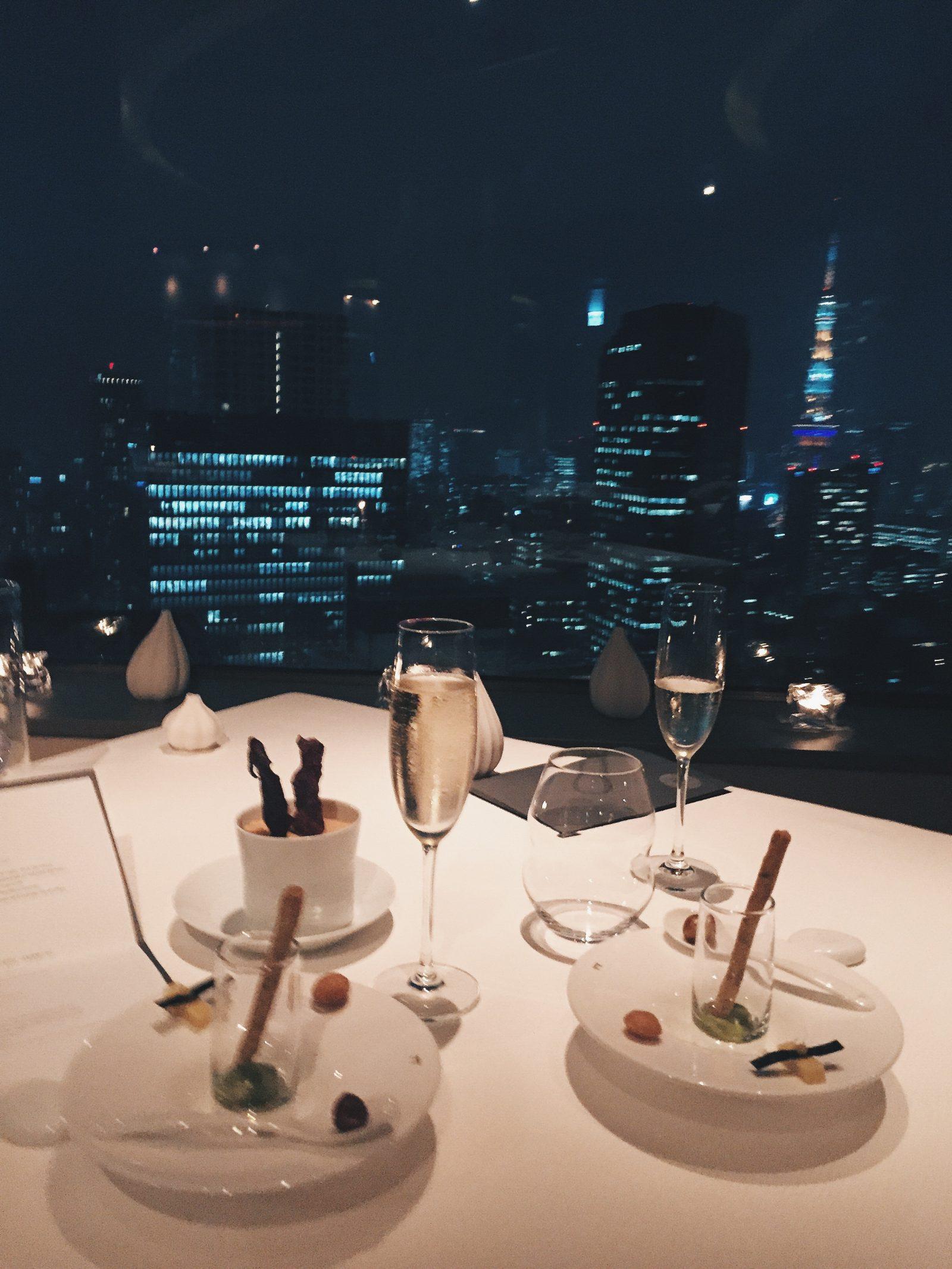 Tokyo-Pierre-Gagnaire