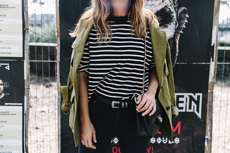 Hamburgo-Parka-Khaki-Striped_Sweater-Black_Jeans-Outfit-Collage_On_The_Road-Street_Style-9