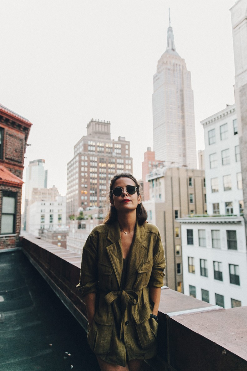 Khaki_Outfit-New_York-Where_To_Stay-NH_Hotels-Saint_Laurent_Bag-40