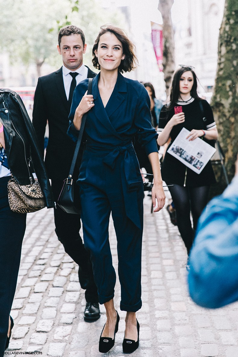 London_Fashion_Week-Spring_Summer_16-LFW-Street_Style-Collage_Vintage-Alexa_Chung-Topshop_Unique-5