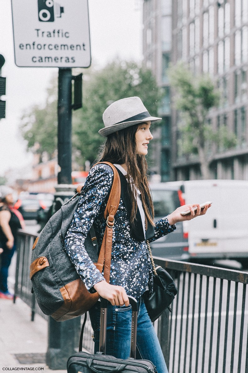London_Fashion_Week-Spring_Summer_16-LFW-Street_Style-Collage_Vintage-Burberry-Backpack-Hat-3