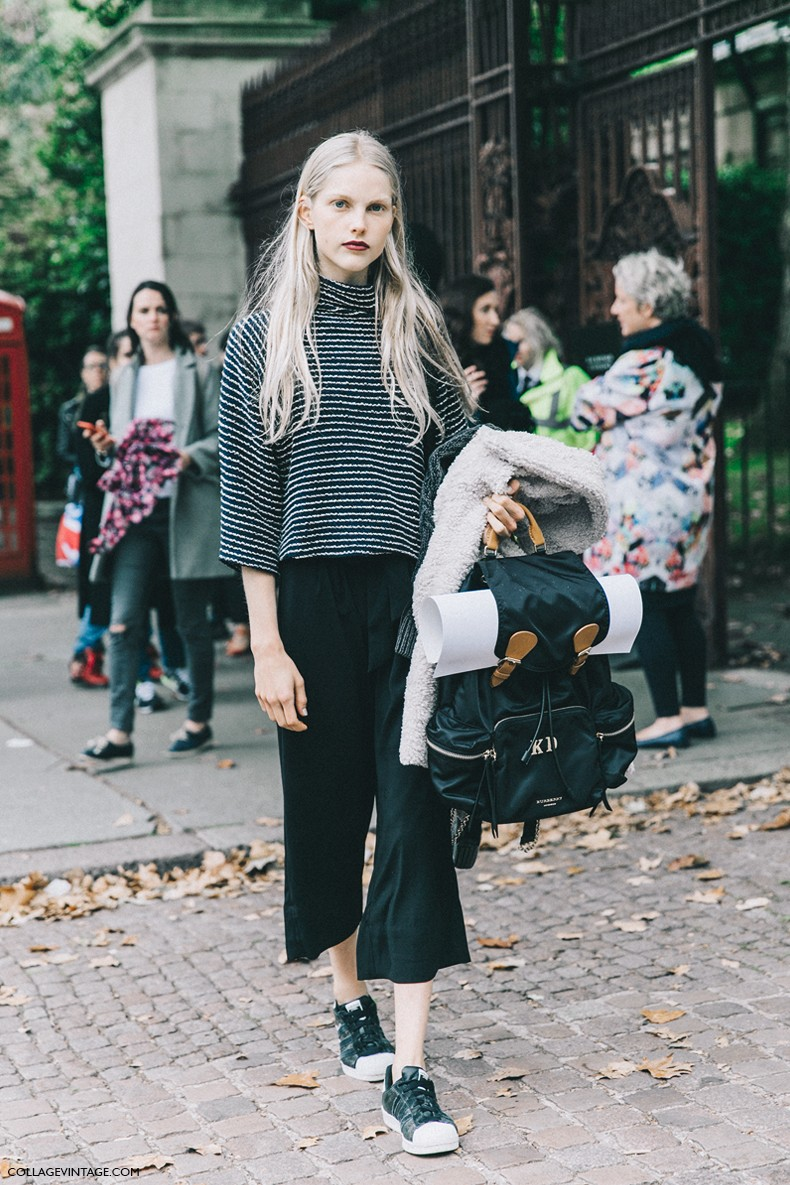 London_Fashion_Week-Spring_Summer_16-LFW-Street_Style-Collage_Vintage-Burberry-Backpack-Hat-6