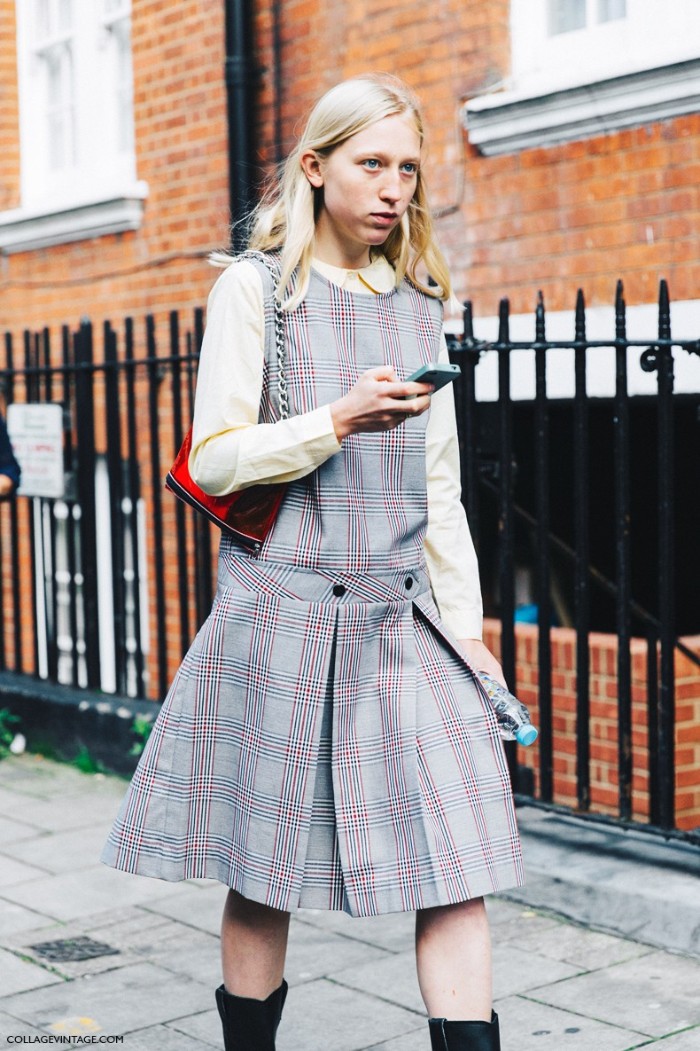 London_Fashion_Week-Spring_Summer_16-LFW-Street_Style-Collage_Vintage-Cheled_Dress-