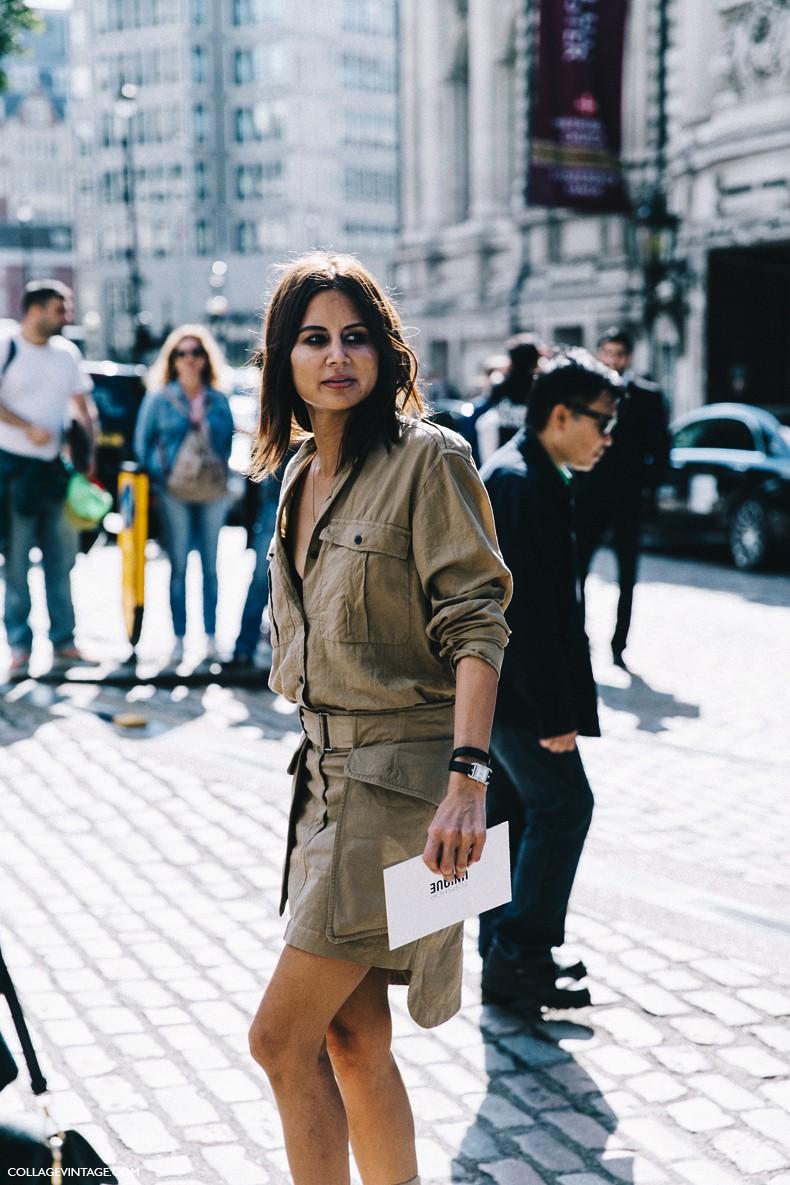London_Fashion_Week-Spring_Summer_16-LFW-Street_Style-Collage_Vintage-Christine_Centenera-Khaki-7