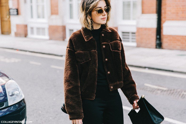 London_Fashion_Week-Spring_Summer_16-LFW-Street_Style-Collage_Vintage-Chronicles_Of_Her-Fur_Jacket-3