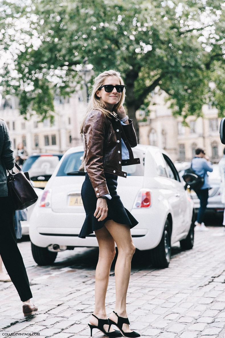London_Fashion_Week-Spring_Summer_16-LFW-Street_Style-Collage_Vintage-Marina_Larraude-Mini_Skirt