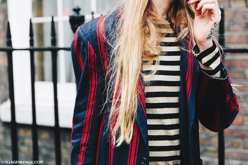 London_Fashion_Week-Spring_Summer_16-LFW-Street_Style-Collage_Vintage-Mixing_Prints-