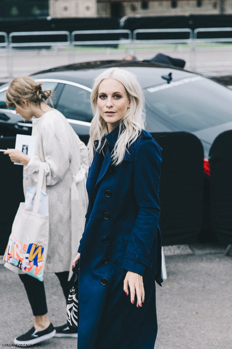 London_Fashion_Week-Spring_Summer_16-LFW-Street_Style-Collage_Vintage-Poppy_Delevigne-Trench_Coat-