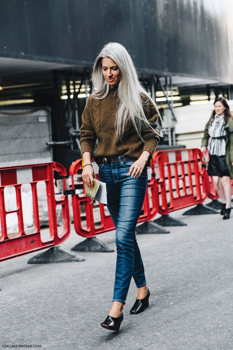 London_Fashion_Week-Spring_Summer_16-LFW-Street_Style-Collage_Vintage-Sarah_Harris-Ripped_Jeans-4