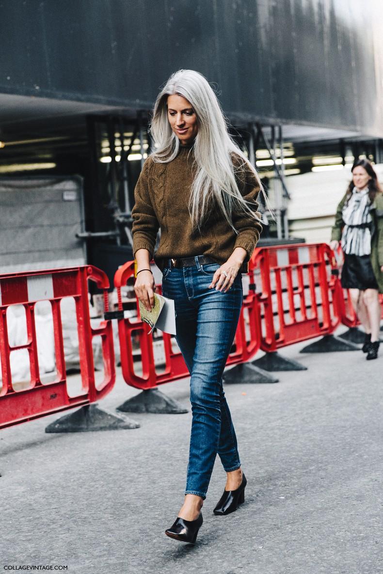 London_Fashion_Week-Spring_Summer_16-LFW-Street_Style-Collage_Vintage-Sarah_Harris-Ripped_Jeans-4
