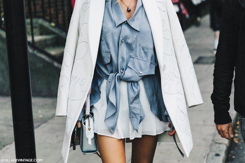 London_Fashion_Week-Spring_Summer_16-LFW-Street_Style-Collage_Vintage-Striped_Blouse-Big_pockets-