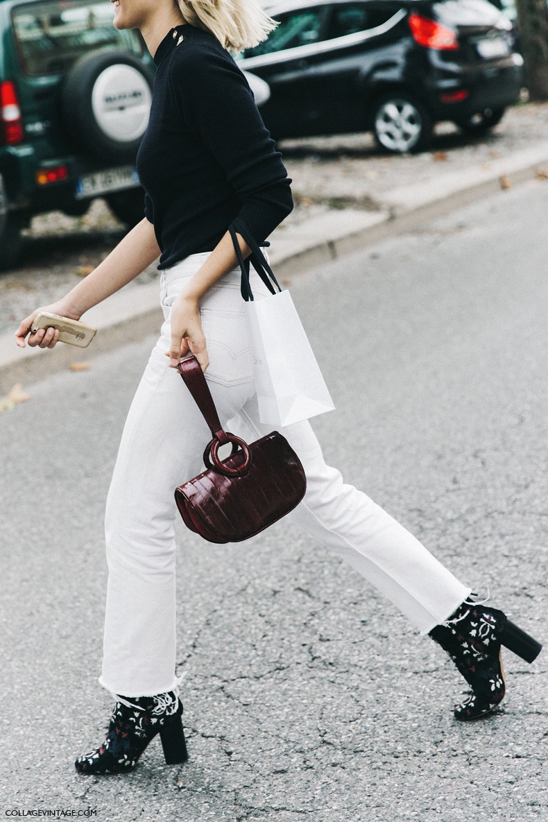 MFW-Milan_Fashion_Week-Spring_Summer_2016-Street_Style-Say_Cheese-Adenorah-Levis_Vintage-Armani_Bag-Isabel_Marant_Boots-