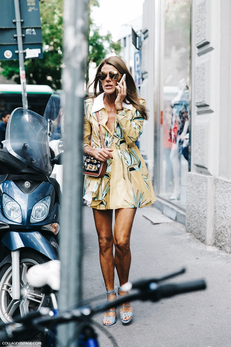 MILAN FASHION WEEK STREET STYLE #2