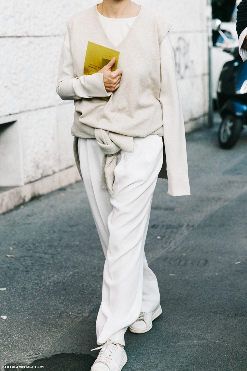 MFW-Milan_Fashion_Week-Spring_Summer_2016-Street_Style-Say_Cheese-Cream-