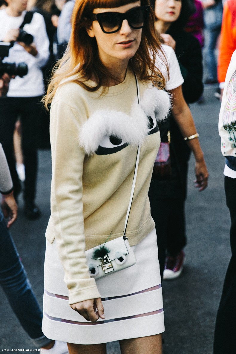 MFW-Milan_Fashion_Week-Spring_Summer_2016-Street_Style-Say_Cheese-Fendi-1