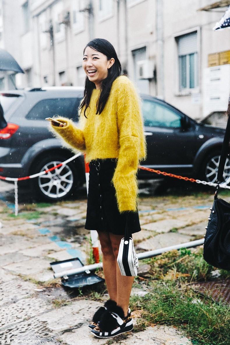 MFW-Milan_Fashion_Week-Spring_Summer_2016-Street_Style-Say_Cheese-Gucci-Furry_Jesrsey-