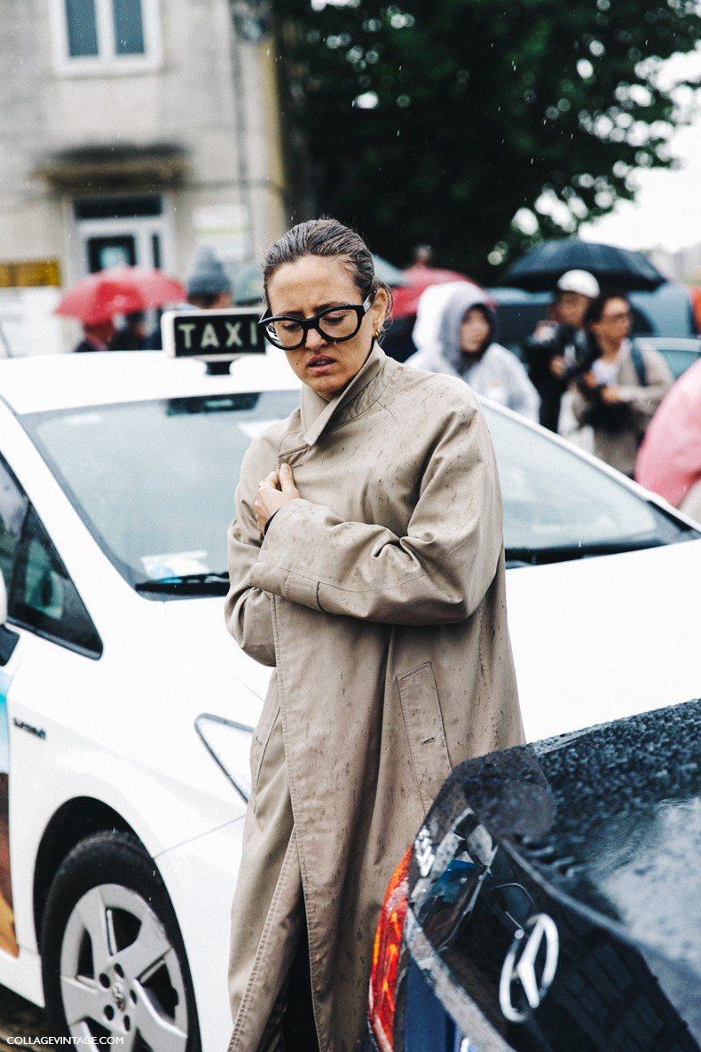 MFW-Milan_Fashion_Week-Spring_Summer_2016-Street_Style-Say_Cheese-Gucci-Trench_Coat-1