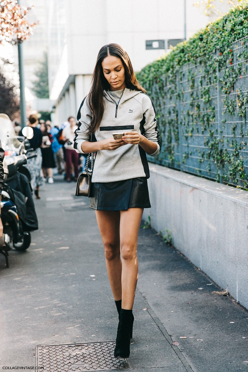 MFW-Milan_Fashion_Week-Spring_Summer_2016-Street_Style-Say_Cheese-Joan_Smalls-