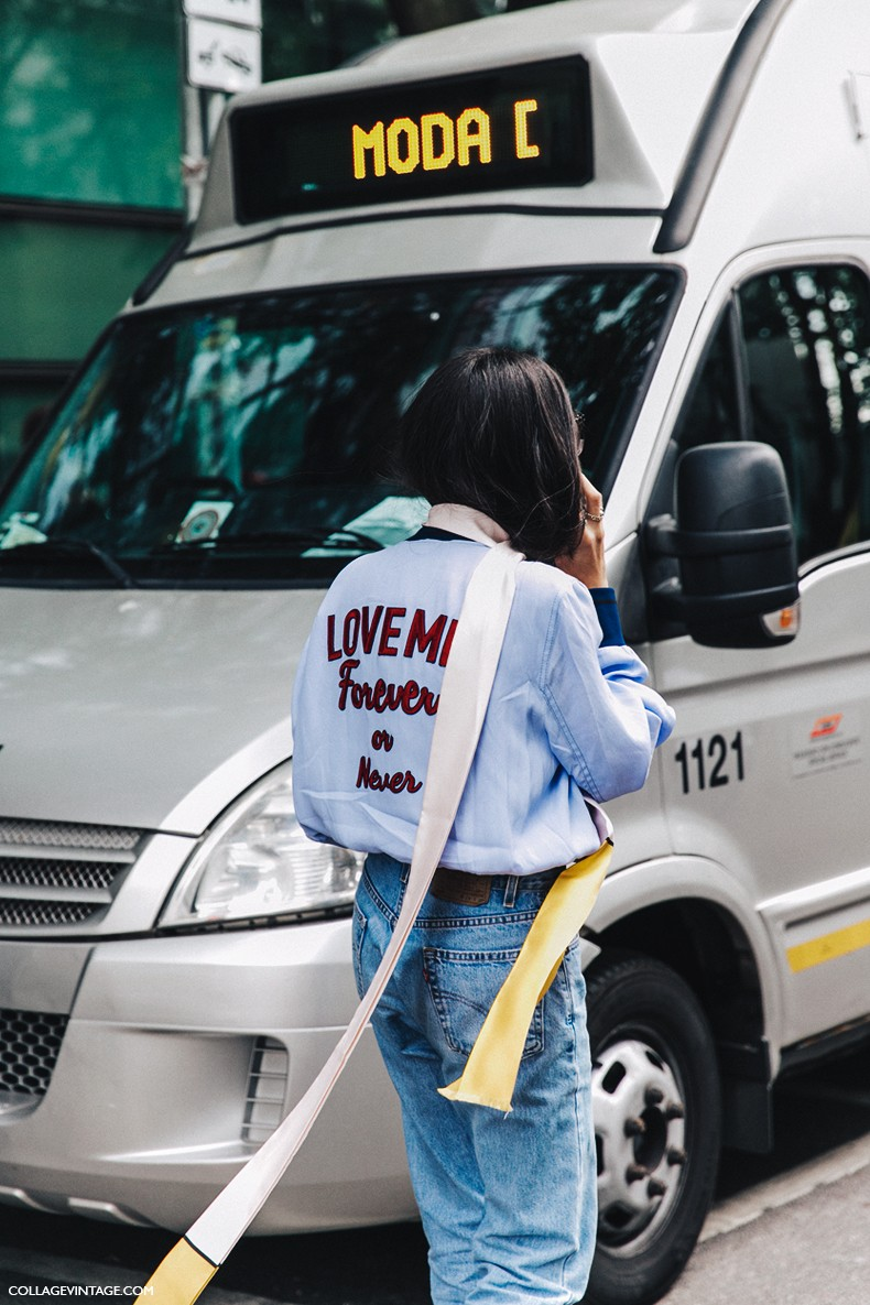 MFW-Milan_Fashion_Week-Spring_Summer_2016-Street_Style-Say_Cheese-Levis_Vintage-Gilda_Ambrosio-1