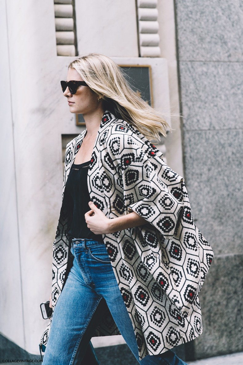 New_York_Fashion_Week-Spring_Summer-2016--Street-Style-Jeans-Kimono-
