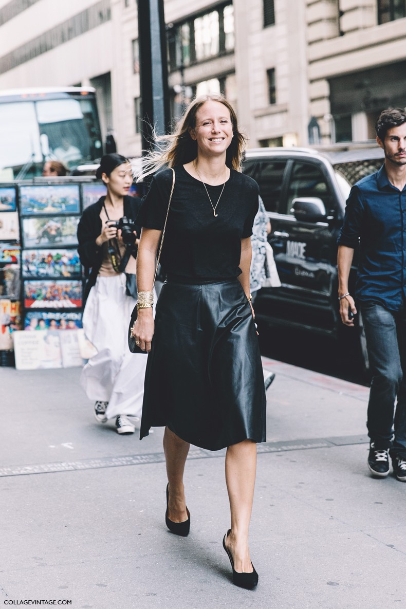 New York Fashion Week Street Style #2
