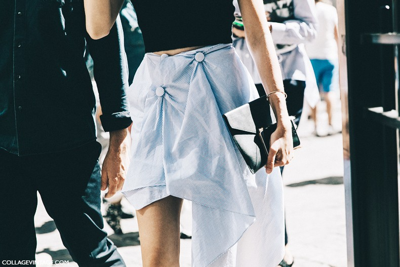 New_York_Fashion_Week-Spring_Summer-2016-Street-Style-Jessica_Minkoff-Diesel_Black_And_Gold-20