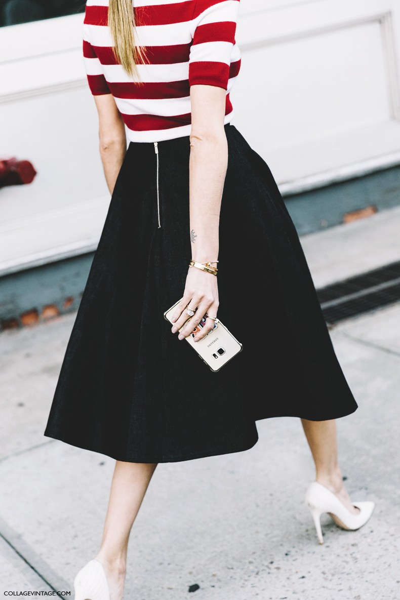 New_York_Fashion_Week-Spring_Summer-2016-Street-Style-Midi_Skirt-Helena_Bordon-