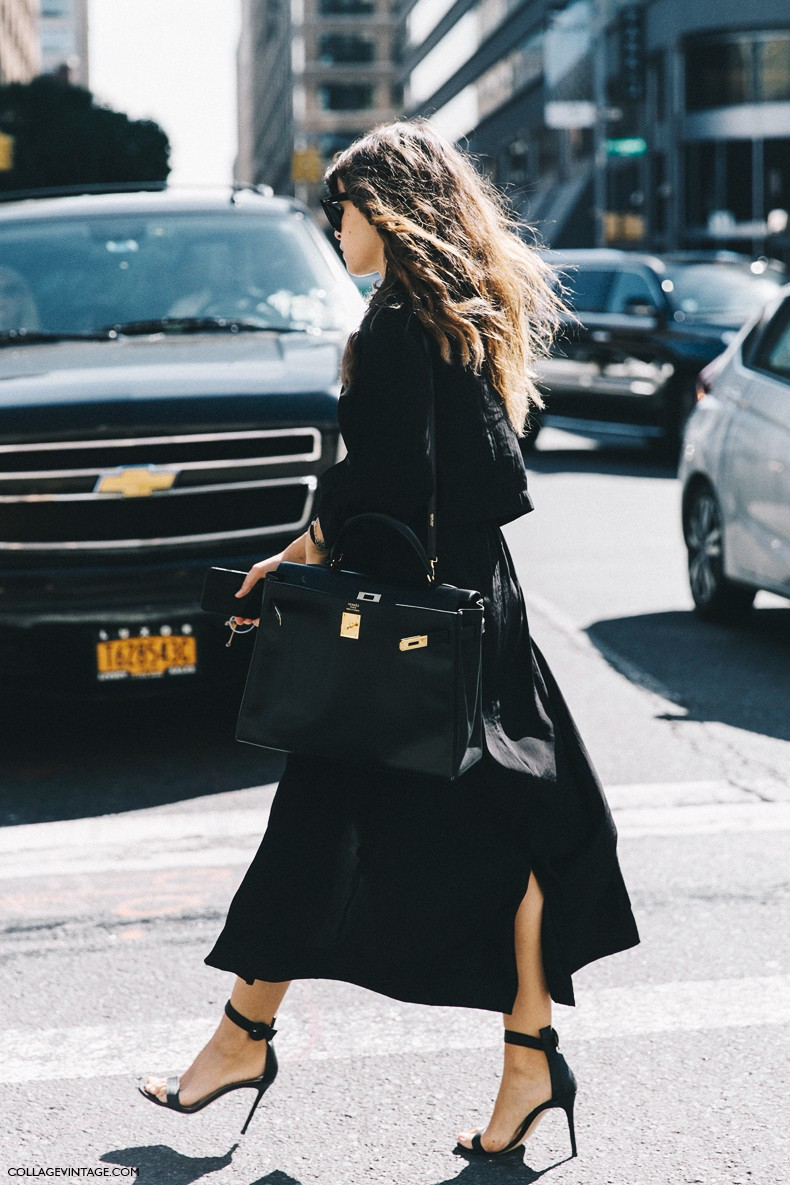 New_York_Fashion_Week-Spring_Summer-2016-Street-Style-Ralph_Lauren-Miroslava_Duma-Hermes_Bag-Total_Black-