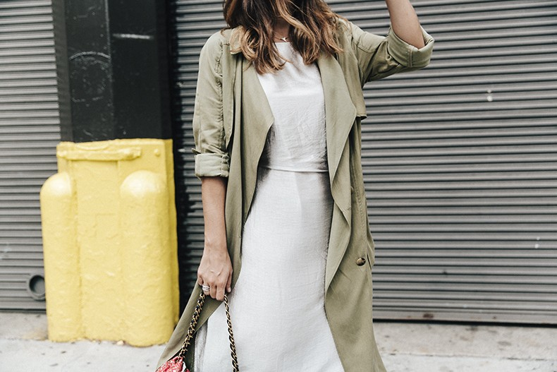 Rebecca_Minkoff-NYFW-New_York_Fashion_Week-Slip_Dress-Long_Trench-Chanel_Vintage-Outfit-Street_Style-12