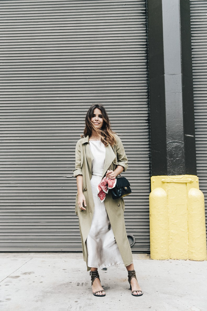 Rebecca_Minkoff-NYFW-New_York_Fashion_Week-Slip_Dress-Long_Trench-Chanel_Vintage-Outfit-Street_Style-24