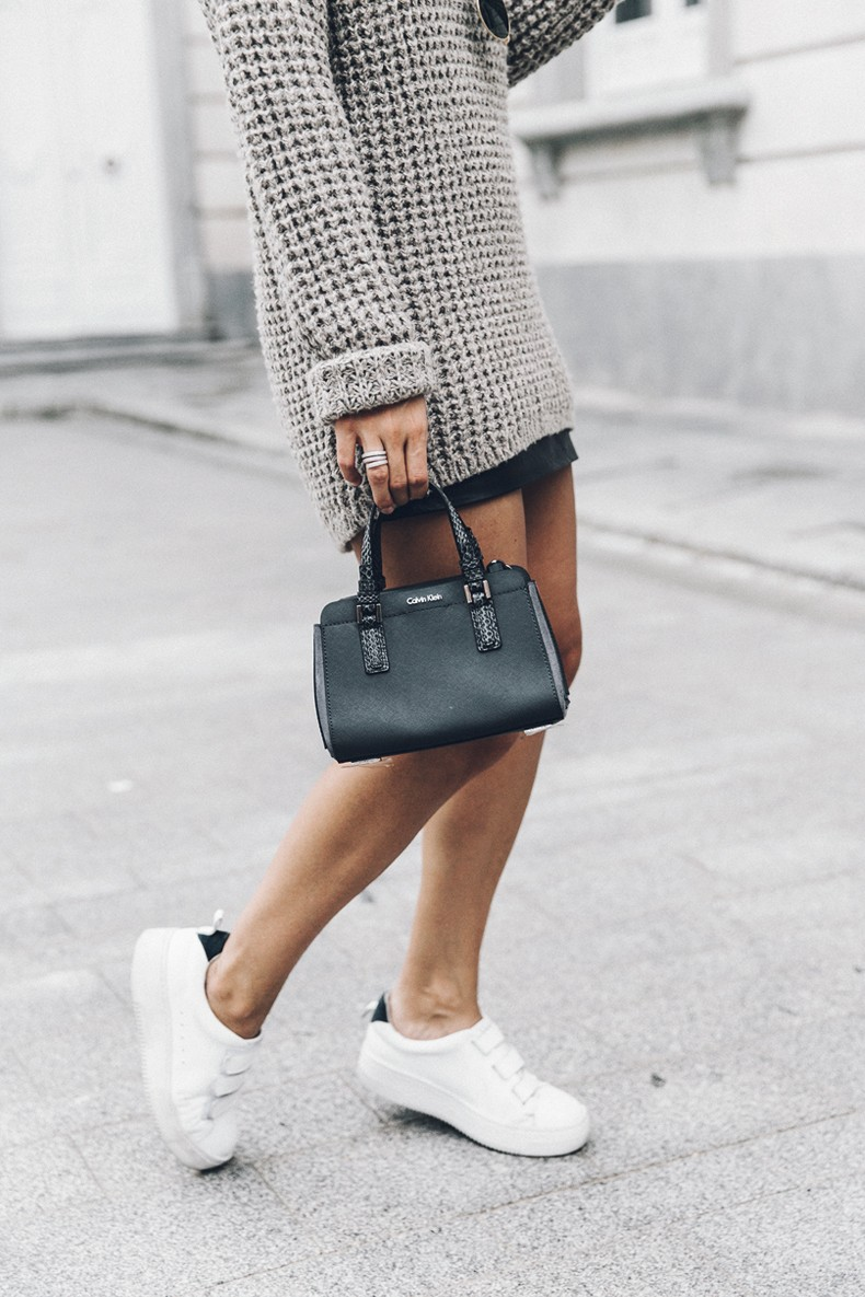 Calvin_Klein_Platinum_Sofie_Bag-Grey_Knit-Sneakers-Outfit-CK-Look_of_The_Day-Street_Style-Outfit-Bandana_Scarf-Apodemia_Necklace-33