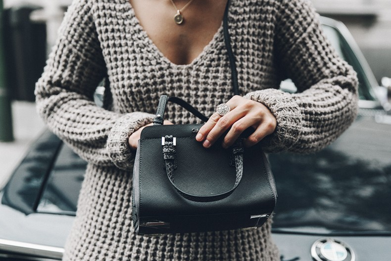 Calvin_Klein_Platinum_Sofie_Bag-Grey_Knit-Sneakers-Outfit-CK-Look_of_The_Day-Street_Style-Outfit-Bandana_Scarf-Apodemia_Necklace-68