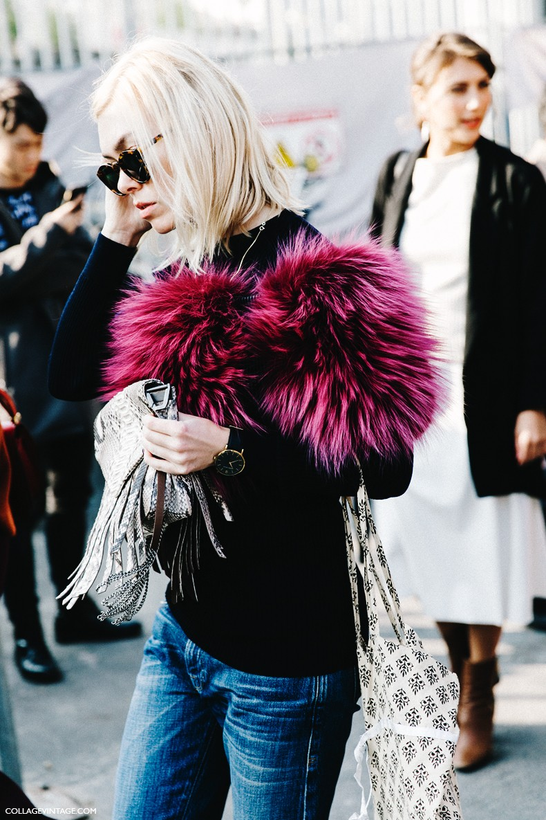 PFW-Paris_Fashion_Week-Spring_Summer_2016-Street_Style-Say_Cheese-Celine-2