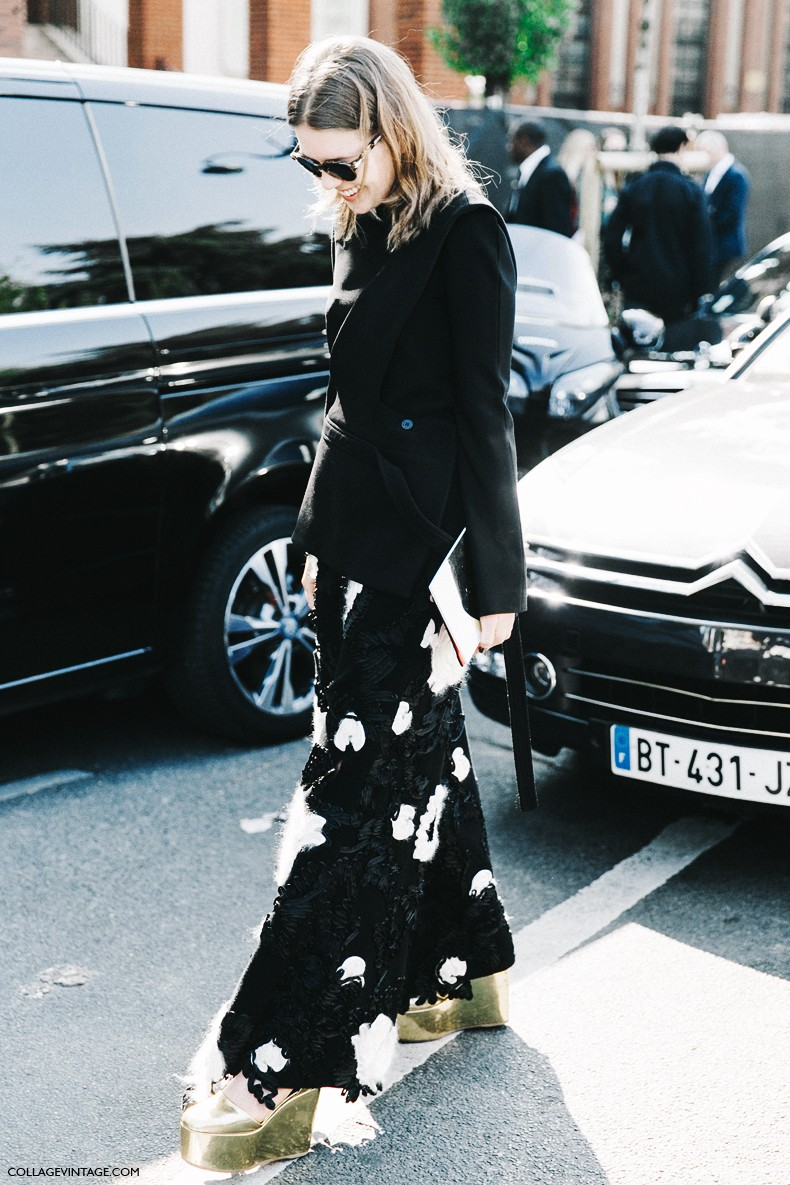 PFW-Paris_Fashion_Week-Spring_Summer_2016-Street_Style-Say_Cheese-Celine-8