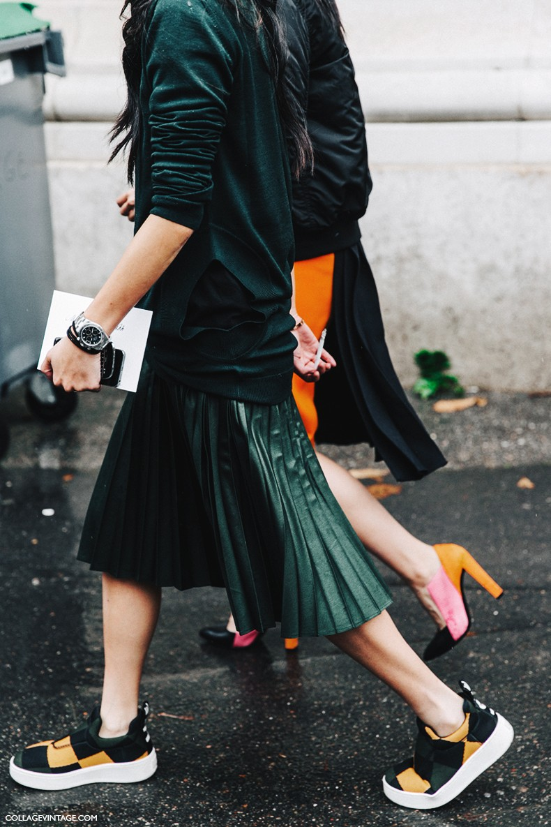 Paris Fashion Week Street Style 3 Collage Vintage Bloglovin