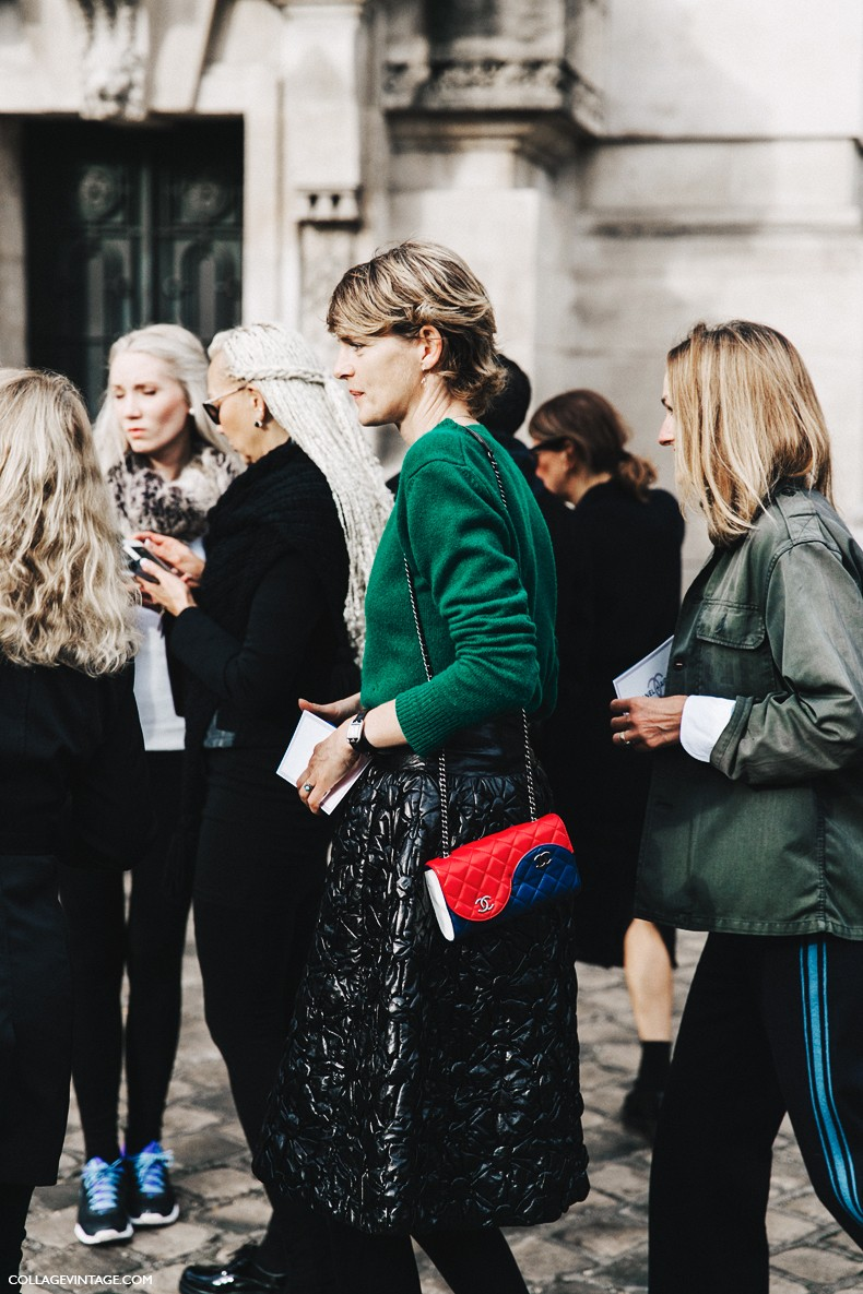 PFW-Paris_Fashion_Week-Spring_Summer_2016-Street_Style-Say_Cheese-Chanel-2