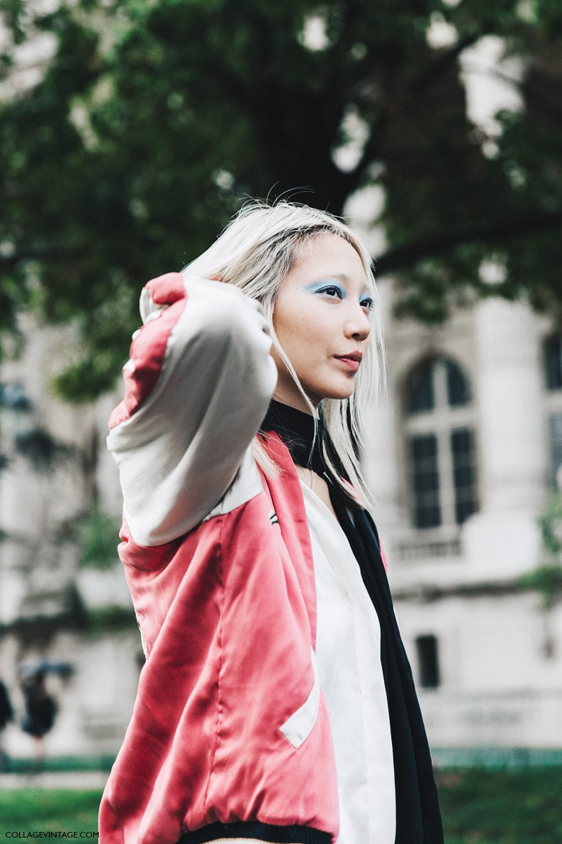 PFW-Paris_Fashion_Week-Spring_Summer_2016-Street_Style-Say_Cheese-Chanel_Spring_Summer_2016-Make_Up-1